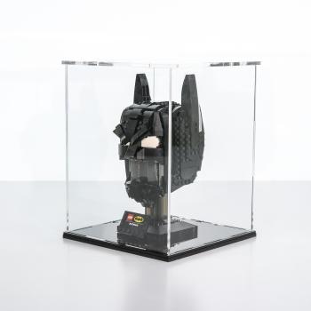 FiguSafe Vitrine für LEGO® DC Batman™ Batman Helm 76182 T/B/H 200x200x250 mm 01012