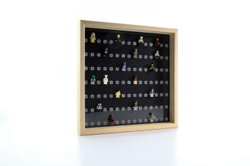 ClickCase size L mit 105 Figurenhalter NATUR / SCHWARZ 06186