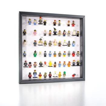 ClickCase size L mit 72 Figurenhalter ANTHRAZIT / WEIß 06180