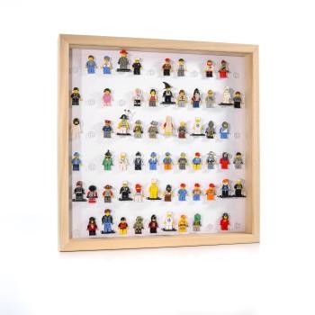 ClickCase size L mit 72 Figurenhalter NATUR / WEIß 06176