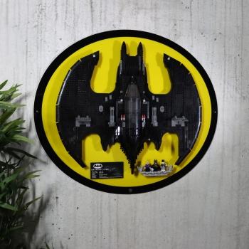 BatwingHolder die Halterung für dein LEGO® Batwing Modell Set 76161 Version Gelb 03006