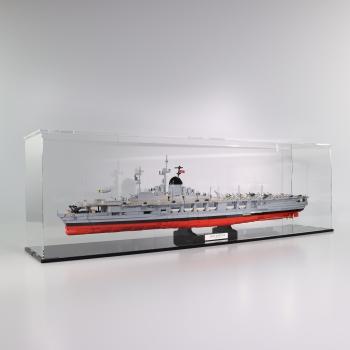 FiguSafe Vitrine für COBI 3086 # Graf Zeppelin T/B/H 200x980x300 mm 01003