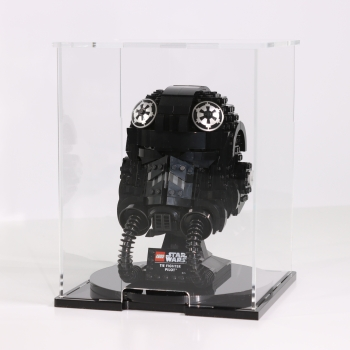 Twister20-20#25 für LEGO® Star Wars™ TIE Fighter Pilot™ Helm 75274 T/B/H 193x200x250 mm 07001