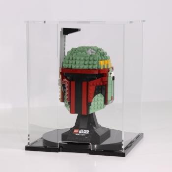 Twister20-20#25 für LEGO® Star Wars™ Boba Fett™ Helm 75277 T/B/H 193x200x250 mm 07001