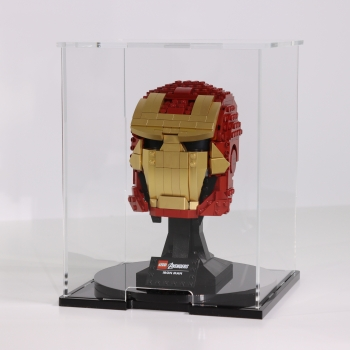 Twister20-20#25 für LEGO® Marvel Avengers Iron Mans Helm 76165 T/B/H 193x200x250 mm 07001