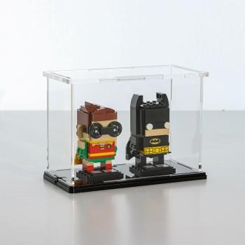 FiguSafe Vitrine für LEGO® BrickHeadz T/B/H 90x180x130 mm 01013